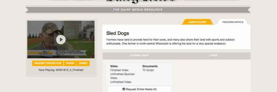 Wisconsin Dairy News